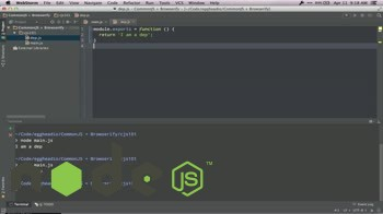 node tutorial about CommonJS Basics Introduction