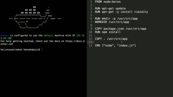 docker tutorial about Host a Complex Bot using Heroku and Docker