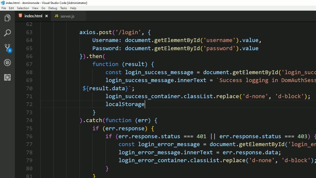 Integrate IBM Domino with Node js from @markbarton on @eggheadio