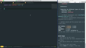 react tutorial about Add Data to a List without Mutations