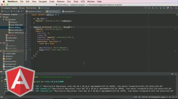 angularjs tutorial about Angular with Webpack - Uglifying your JavaScript