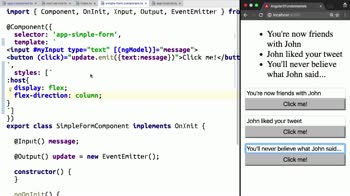 AngularJS tutorial about Write CSS Inside of Angular 2 Components