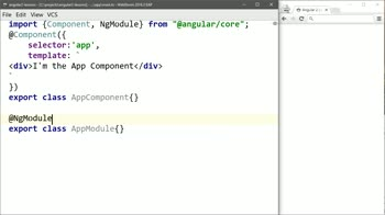 angular2 tutorial about Create an Angular 2 Hello World Component
