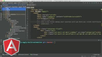 AngularJS tutorial about Angular Automation: Introduction to Gulp