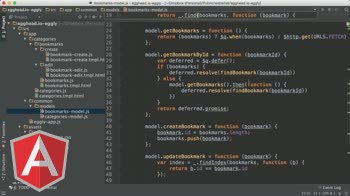 angularjs tutorial about AngularJS Architecture: Review