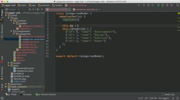 angularjs tutorial about Use Dependency Injection with ES6 and Angular