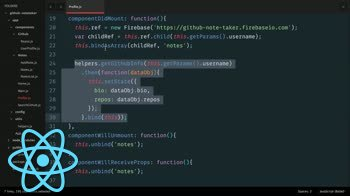 AngularJS tutorial about Building a React.js App: componentWillReceiveProps and React Router