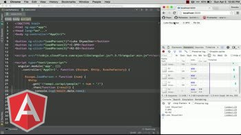 angularjs tutorial about AngularJS $cacheFactory service