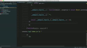 react tutorial about Configure Webpack 2 and Babel for use with Preact