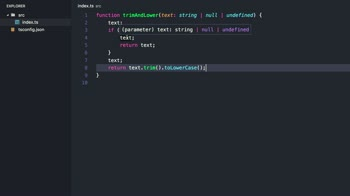typescript tutorial about Understand TypeScript's Control Flow Based Type Analysis