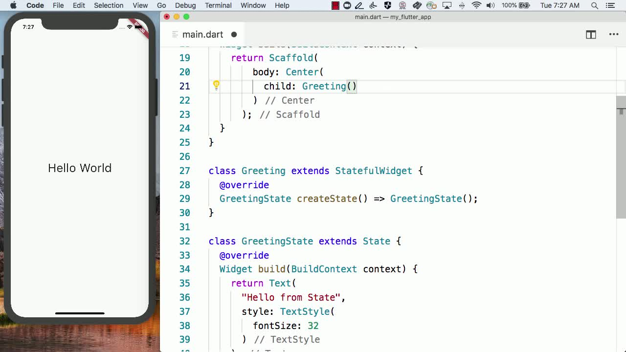 Playlist - Getting Started with Flutter on @eggheadio