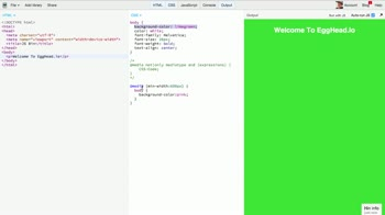 AngularJS tutorial about CSS Media Queries
