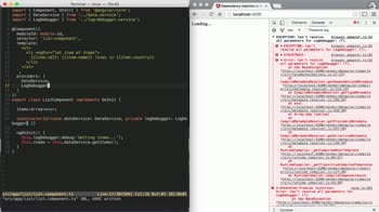 AngularJS tutorial about Factory Providers