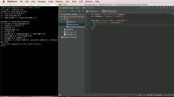 AngularJS tutorial about Setting up Unit Testing with Mocha and Chai