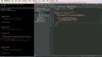 js tutorial about Unit Testing with Mocha and Chai