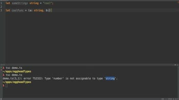 AngularJS tutorial about Introduction to Static Typing