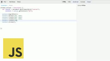 AngularJS tutorial about Drawing Paths - Lines and Rectangles
