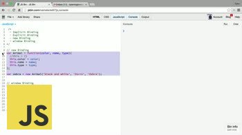 "AngularJS tutorial about The ""this"" keyword: The new and window Binding"