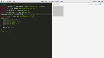 javascript tutorial about Make Canvas Responsive to Pixel Ratio