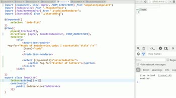 AngularJS tutorial about ng-model and ng-for with Select and Option elements [obsolete]