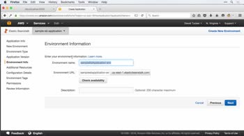 AngularJS tutorial about Deploying a Node.js Application to AWS with Elastic Beanstalk