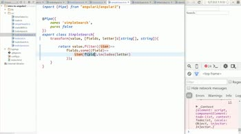 AngularJS tutorial about Pipes with Multiple Parameters [obsolete]