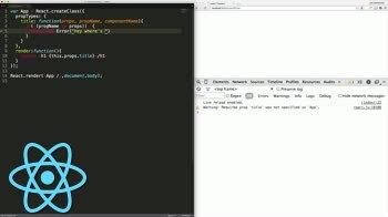 React tutorial about Custom propType validation