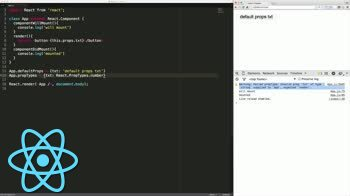 AngularJS tutorial about React components in ES6 classes