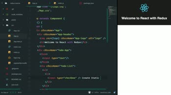 react tutorial about Render a React UI with JSX