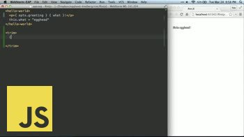 AngularJS tutorial about Riot JS - Tag Options