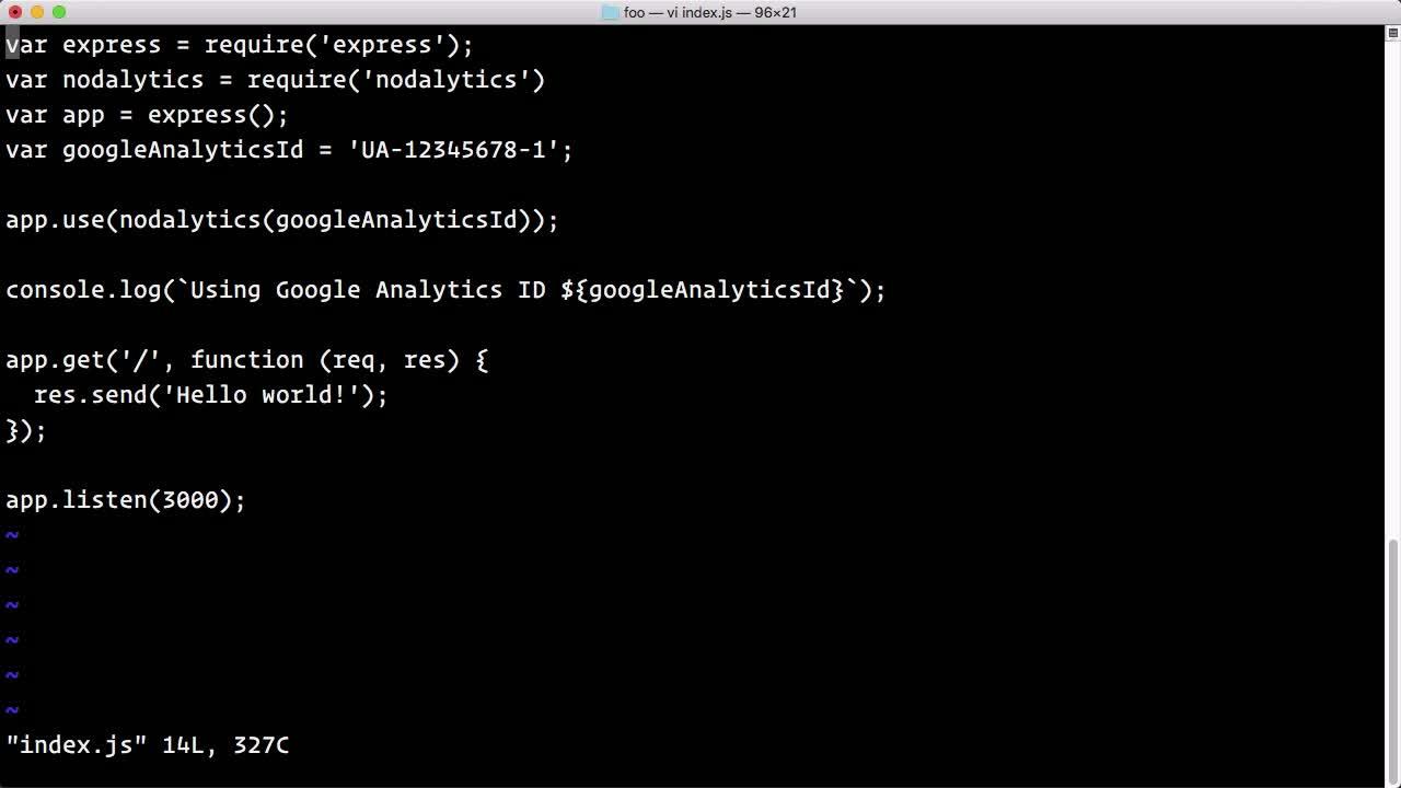 docker tutorial about Run Consistent Dev, Stage & Prod Docker Environments