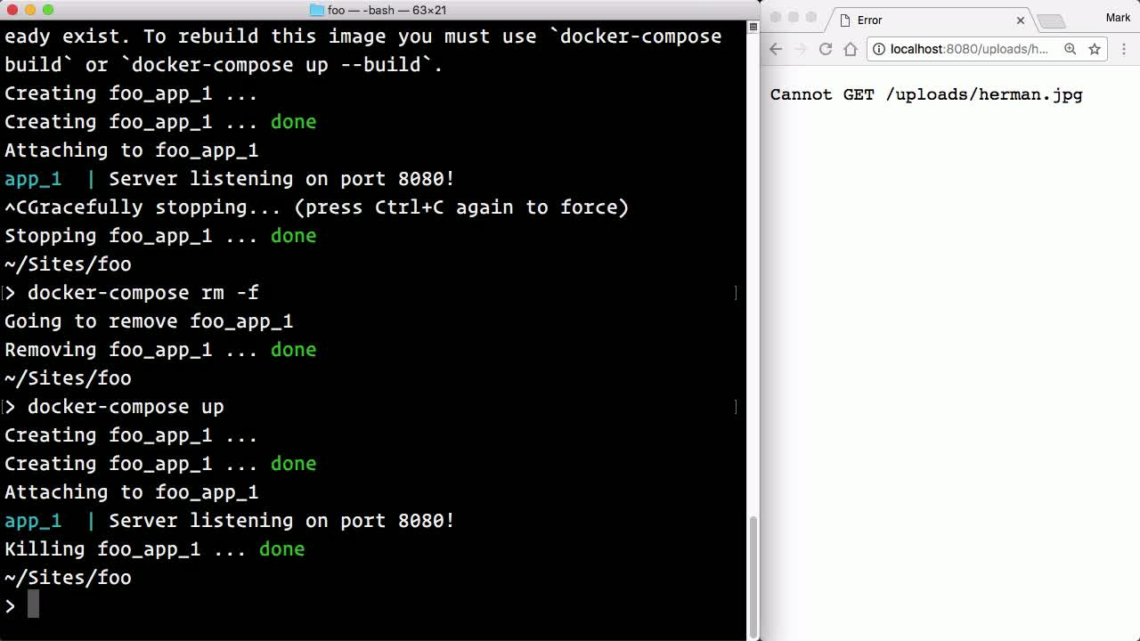 docker tutorial about Run Stateless Docker Containers