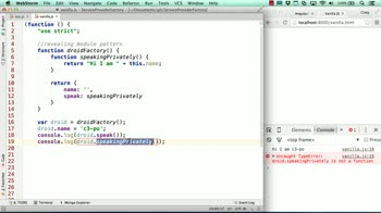 AngularJS tutorial about Services, Factories, and Providers: Creating a Factory