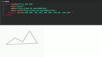 otherjs tutorial about Create Polygons and Polylines in the SVG DOM