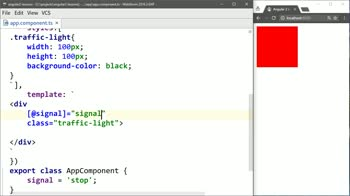 AngularJS tutorial about Switch Between Angular States on a Trigger