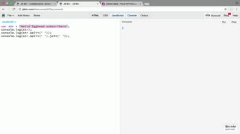 rx tutorial about Split an RxJS observable with window