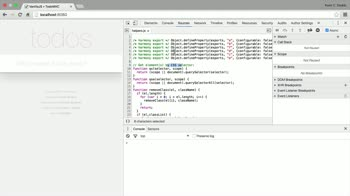otherjs tutorial about Tree shaking with Webpack 2
