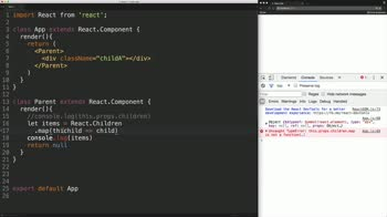 react tutorial about Understand React.Children Utilities