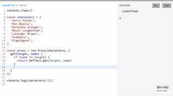 AngularJS tutorial about Use ES6 Proxies
