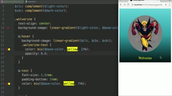 css tutorial about Use Standard Built-in SCSS Functions for Common Operations: