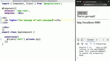 angular tutorial about Loop Through Angular 2 Components with ngFor