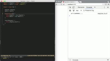 angular2 tutorial about What is Dependency Injection?