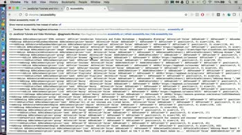 AngularJS tutorial about What is the Accessibility Tree?