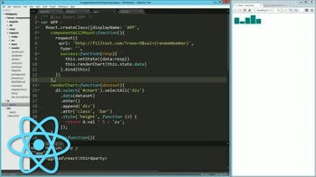 AngularJS tutorial about Integrating Components with D3 and AngularJS