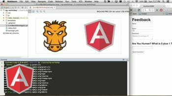 AngularJS tutorial about Introduction to Grunt for Angular
