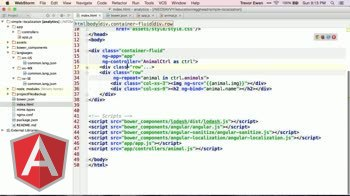 angularjs tutorial about Localize your AngularJS Application with angular-localization