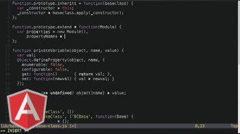 AngularJS tutorial about Refactor The Model Base Class with Mixins