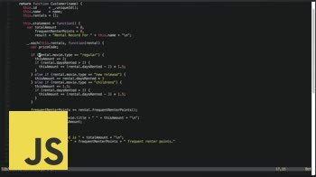 angularjs tutorial about Refactoring: Extract Method