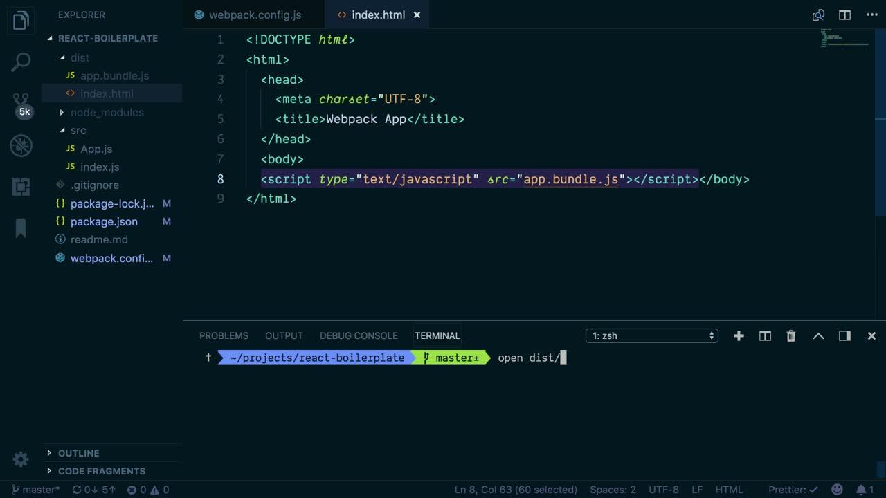 Modern JavaScript Tooling with React from @avanslaars on @eggheadio
