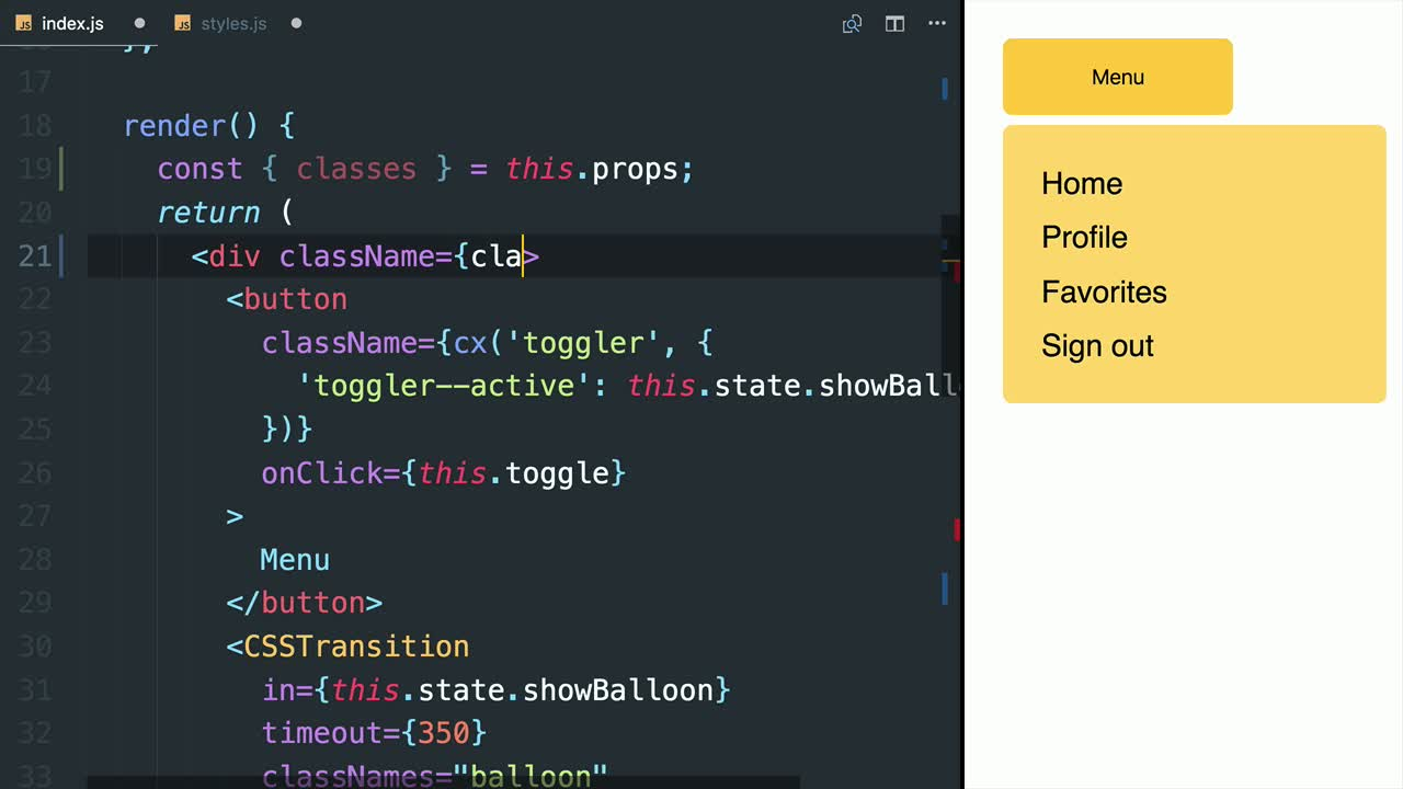 Create Smooth, Performant Transitions with React Transition
